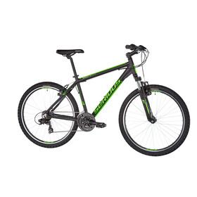 """Serious Rockville 26"""" matte black/green"""